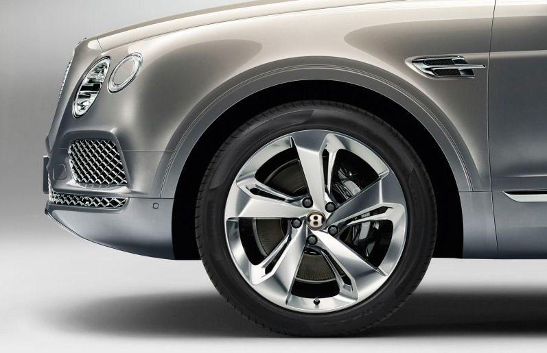 Bentley preps 'Centennary Specification' for all models built in 2019