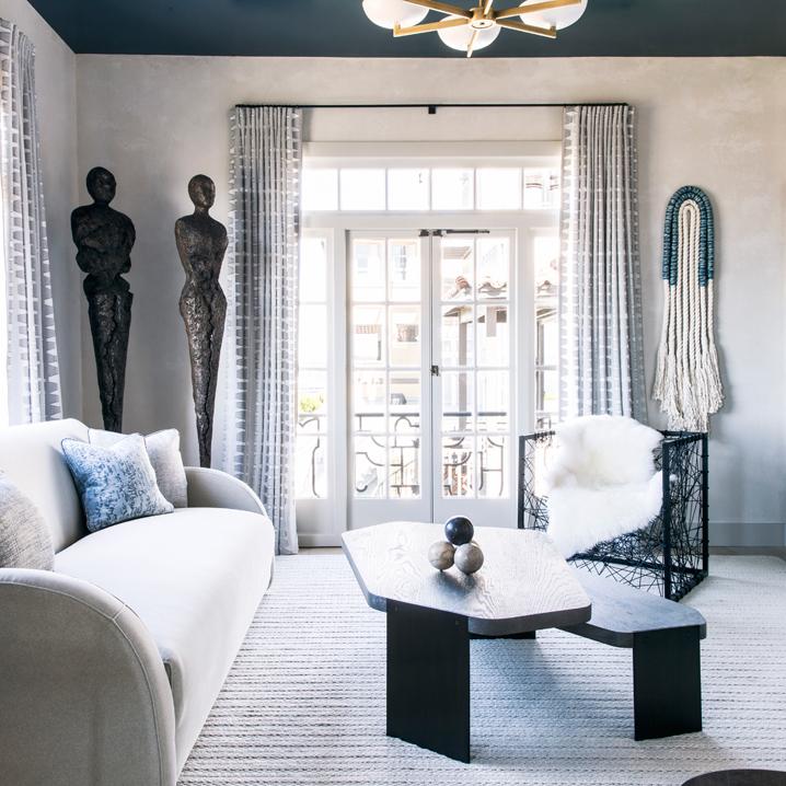 Contemporary Hamptons Living